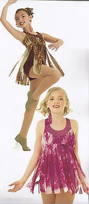 Clearance Ballet Lyrical Dance Dress Costume Boy Short Child S & XL - Boys Ballet Costumes