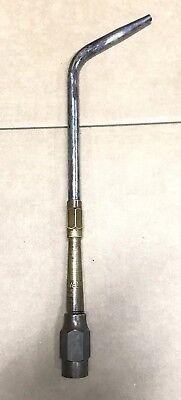 Oxweld Style 100 Acetylene Cutting Welding Head For W-17 Torch