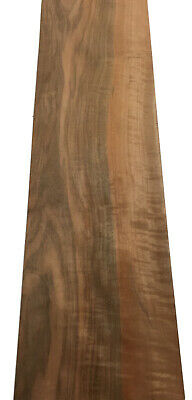 French Walnut Wood Veneer 2 Sheets 41 X 11 6 Sq Ft