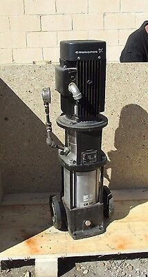 Grundfos Motor Industrial Pump Cat Ml100bc2-29182tc-c2 .. Vw-206