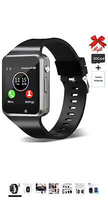 Smart Watch Touchscreen Bluetooth Call&message Notification Compatible Android