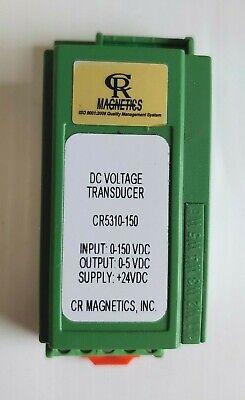Cr Magnetics Cr5310-150 Dc Voltage Transducer