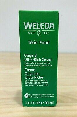 Weleda Skin Food Original Ultra-Rich Cream (1oz)