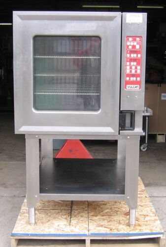 Vulcan Combi Combination 208V Phase 3 Electric Steamer Convection oven  NSF
