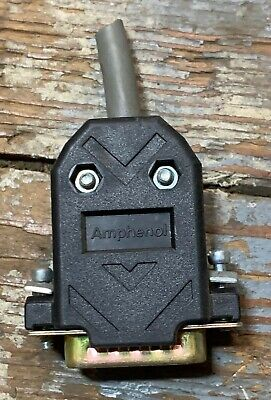 Amphenol 15 Pin Cable Connector
