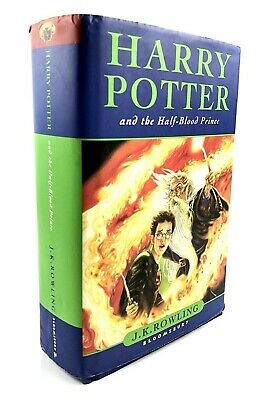 Harry Potter and the Half-Blood Prince UK First Edition Page 99 Error, (Harry Potter And The Half Blood Prince Pages)