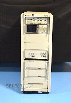 Agilenthp 8510xf Network Analyzer System With 83651b 83621b 8510c Ref024