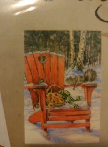 Evergreen Silk Reflections Decorative Outdoor Winter Adirond