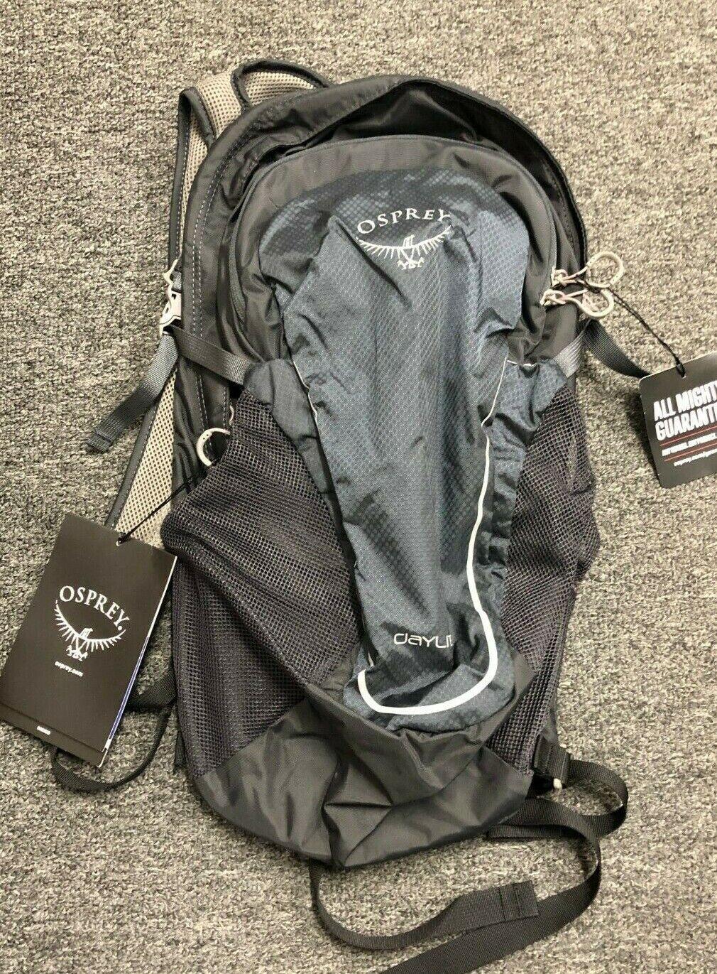 Osprey Daylite Daypack - Black, NWT