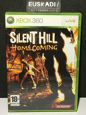 Silent Hill : Homecoming // Xbox 360 - Completo // PAL España - KONAMI, usado comprar usado  Enviando para Brazil