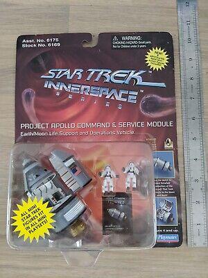 Star Trek Innerspace Project Apollo Command & Service Module Playmates