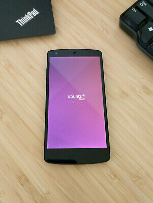 Nexus 5 (D820) - 16GB - Ubuntu Touch