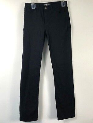 American Apparel Women's Black Jeans Size 25 Made in USA