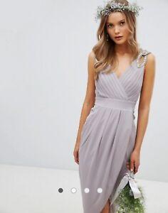 Unique formal dress or bridesmaid dress