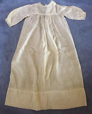Vintage Doll Slip Clothing Handmade Great Condition