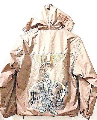Hooded 2002 Anime Fleece Lined Jacket Coat Joe Cool Singapore Individualized  (Coole Anime Kostüme)