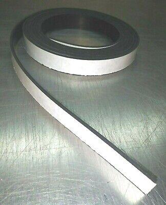 Neoprene Sheet Rubber Solid 18 Thk X 1 W X 10-ft Strip - Peel-back Adhesive