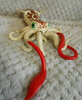 Chap Mei Moving Squid Figure Pirate Expeditions High Sea Menace Monster 9