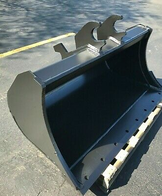 New 48 John Deere 50 Zts High Capacity Grading Bucket
