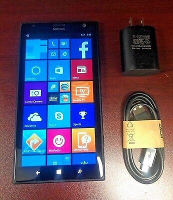 Unlocked AT&T Nokia Lumia 1520 6