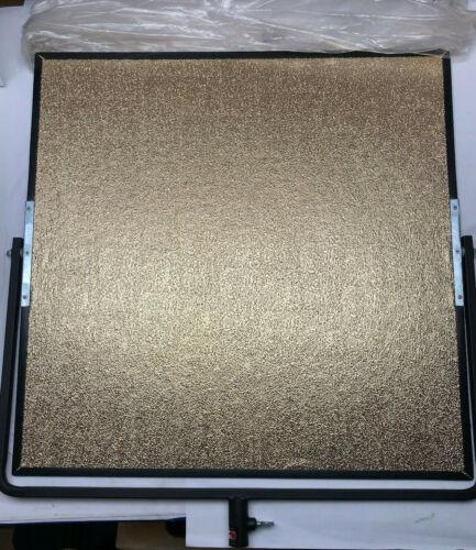 """Matthews Aluminum Hand Reflector - 24x24"""" - Gold #B119069G"""