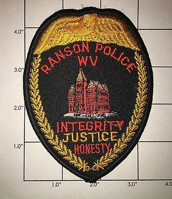 Ranson Police Dept Shoulder Patch - West Virginia