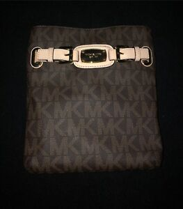 Michael Kors Hamilton Large Crossbody PVC