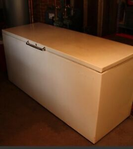 Wanted large chest freezer
