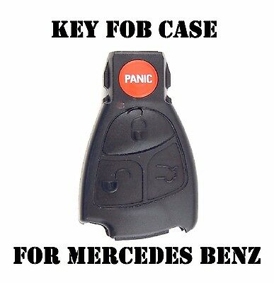 New Replacement Smart Key Car Remote Entry Fob Case Shell for Mercedes Benz