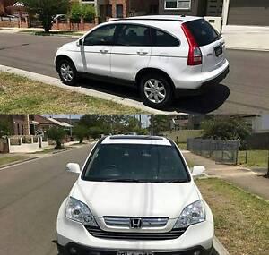 2009 Honda CR-V Wagon Lidcombe Auburn Area Preview