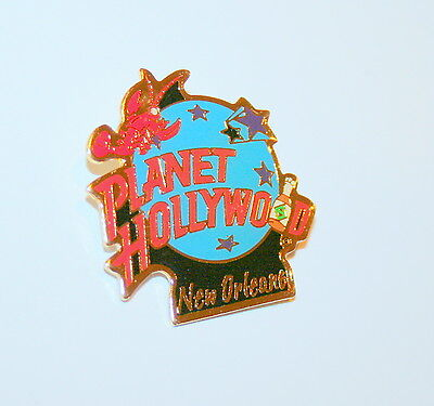 Planet Hollywood Restaurant New Orleans Collectors Pin Nice  Near Mint