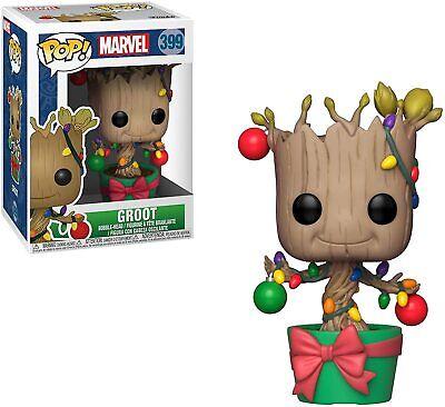 Funko POP! Marvel: Guardianes de la Galaxia: Groot