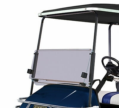 For 1994-2014 EZGO TXT & Medalist Folding Golf Cart Tinted Windshield