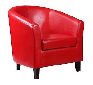 Leather Tub Chairs | eBay