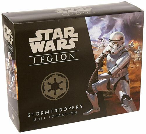 Stormtroopers Unit Expansion Star Wars: Legion FFG NIB