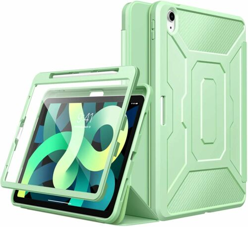 Trifold Case For iPad Air 4th Gen 10.9 2020 Full-Body Protec