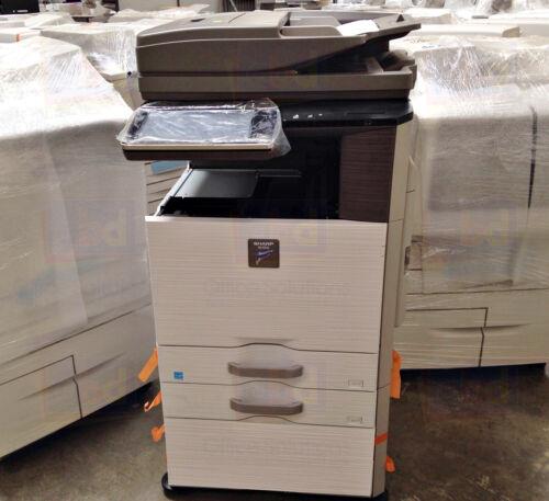 Sharp Mx-m465n A3 Mono Laser Copier Printer Scanner Mfp 46ppm M365 M565