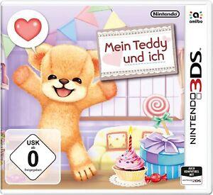 My Teddy und ich 3DS NIP