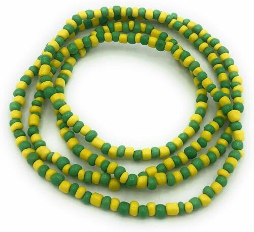 1 DZ de Collares Orula Santeria Eleke Osha Orisha Ifa Santo Palo