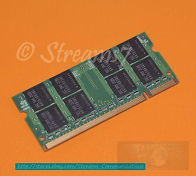 1GB DDR2 (1x1GB) Laptop Memory for HP Compaq Presario V6000 Notebook - Compaq Presario V6000 Notebook Pc