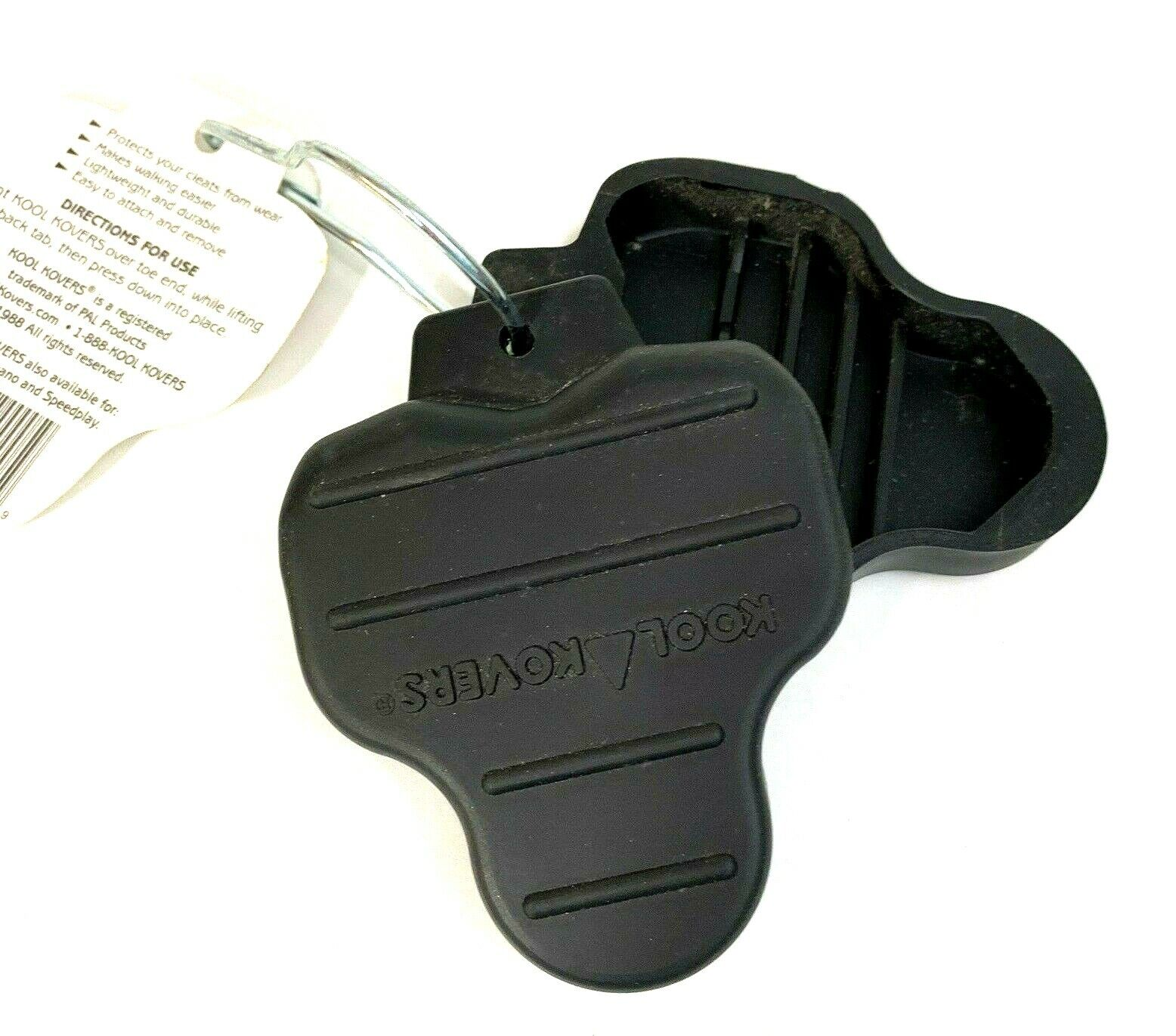 Kool Kovers SpeedPlay X Series Rubber Cleat Covers Play Road Cleats Bike Shoes