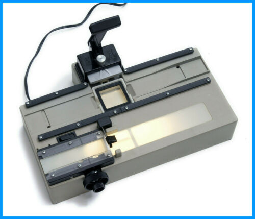 Gepe 35mm Lighted Slide Cutter / Mounter / Press 2x2