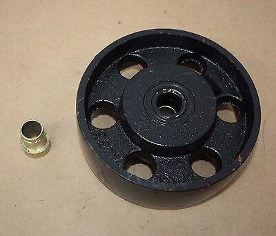 600 Wheels 6 Inch Casters (Lemcol 71233 L661 Heavy duty CAST IRON casters wheel 600KG CAPACITY 150X45 6inch )