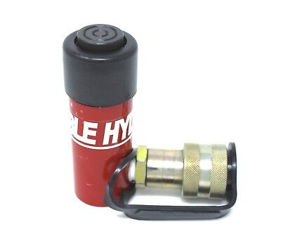 Able Hydraulics 10 Ton 4 Inch Stroke Single Acting Cylinder