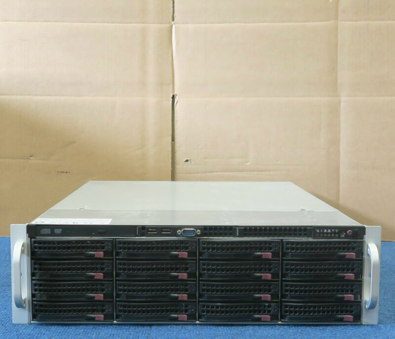 Dell Compellent Series C40 CT-040 SAN Storage System Controller Enclosure 8TTVC