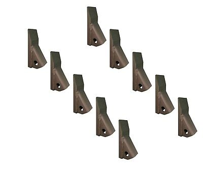 10 - Backhoe Skid Loader Mini Excavator 23 230 Fab Tooth