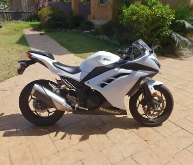 2013 Kawasaki Ninja 300 ABS Caringbah Sutherland Area Preview