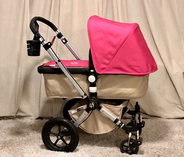 Bugaboo Cameleon Pram - Heaps of Accessories!