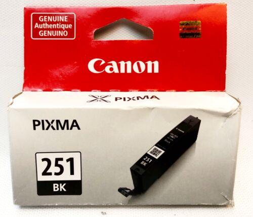 Canon 251 Ink Tank Black 6513B001