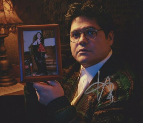 Harvey Guillen Signed What We Do In The Shadows 10x8 Photo AFTAL